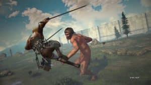 juego attack titan