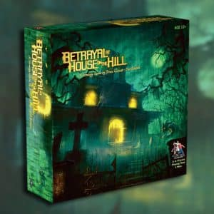 juego de mesa betrayal at house on the hill