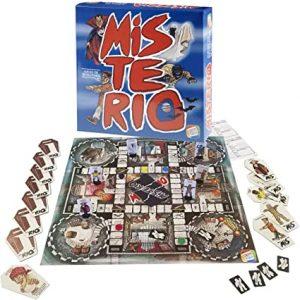 juego de mesa cefa toys misterio