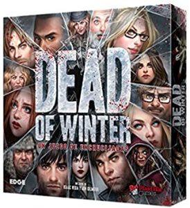 juego de mesa dead of winter
