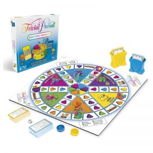 juego de trivial pursuit