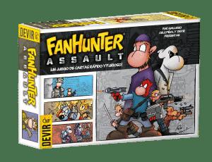 juego fanhunter