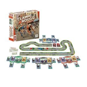 juego flamme rouge