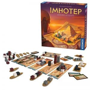 juego imhotep