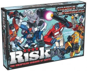 risk transformers