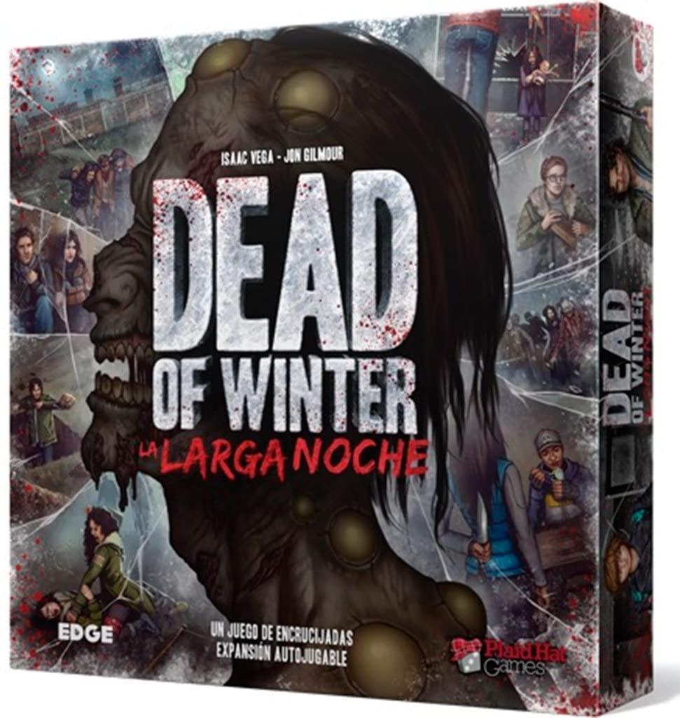 juego de mesa de miedo dead of winter