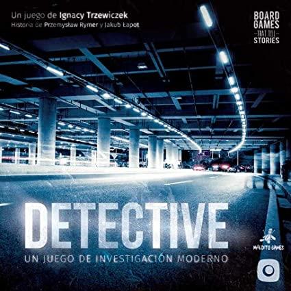 juego de mesa detective mejor