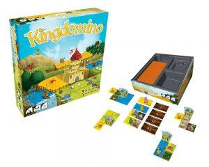 juego de mesa kingdomino