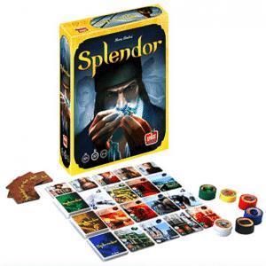 juego de mesa splendor