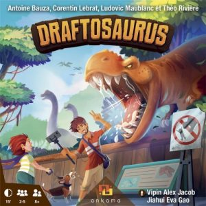 juego draftosaurus