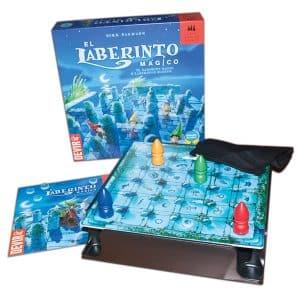 juego el laberinto magico