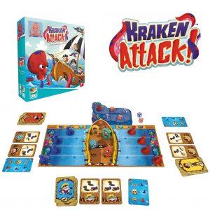 juego kraken attack