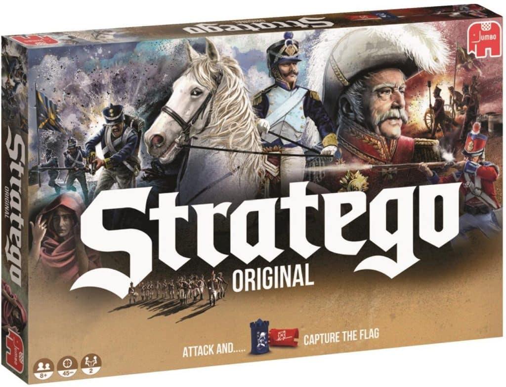 stratego juego de mesa estrategia