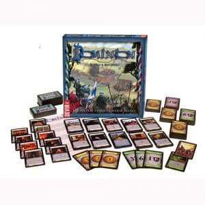 juego de cartas dominion