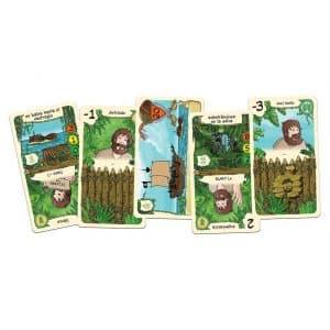 juego de cartas viernes