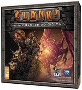 juego de mesa clank