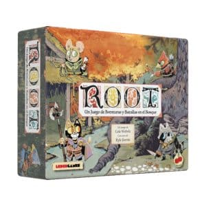 juego de mesa root