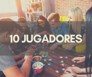 juegos de mesa para 10 jugadores