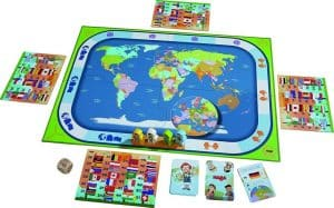 juegos de mesa geografia